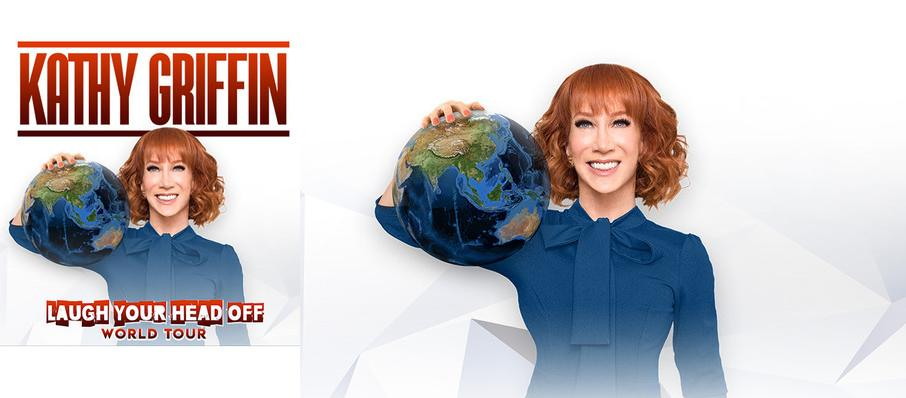 Kathy Griffin at Moore Theatre