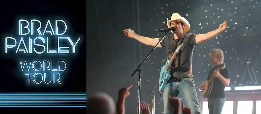 Brad Paisley at Puyallup Fairgrounds