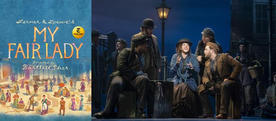 My Fair Lady at Paramount Theatre