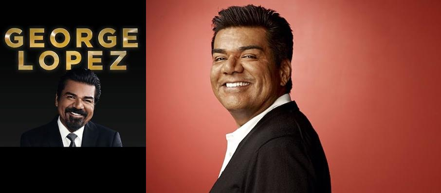 George Lopez at Toyota Center