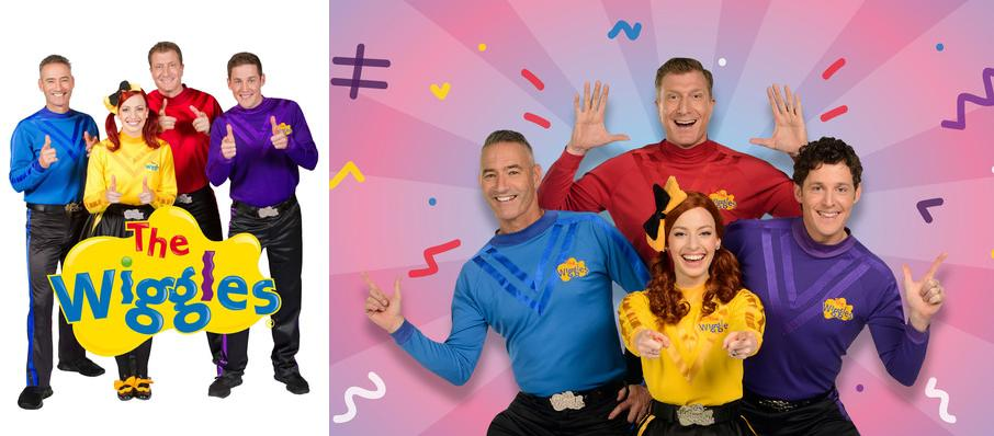The Wiggles at Paramount Theatre