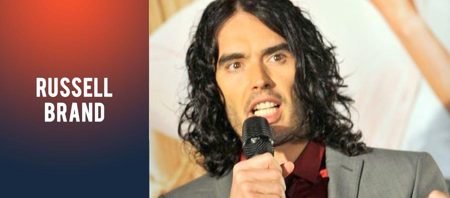 Russell Brand at Moore Theatre