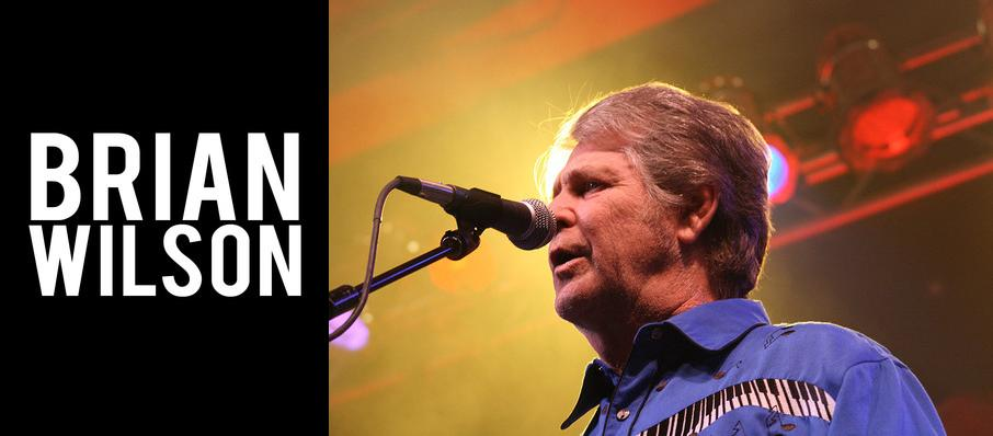 Brian Wilson at Paramount Theatre