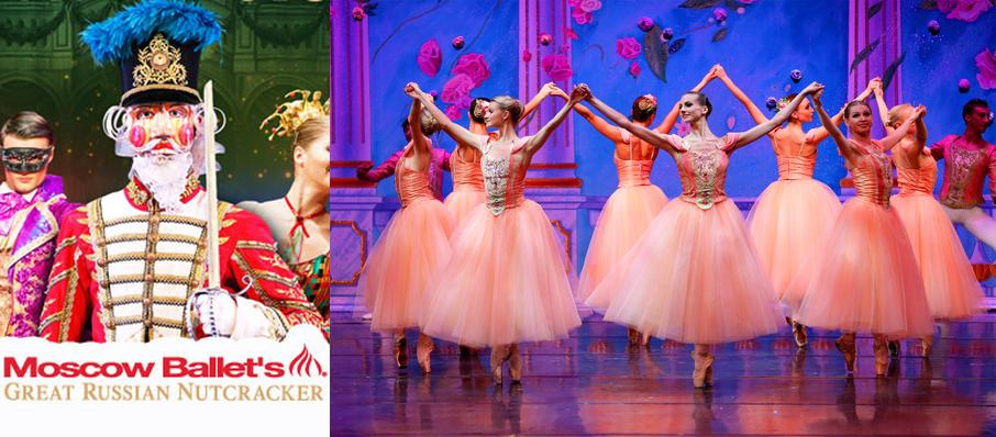 Moscow Ballet's Great Russian Nutcracker at Paramount Theatre