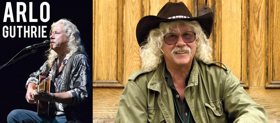 Arlo Guthrie at Pantages Theater