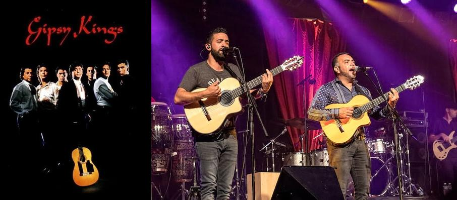 Gipsy Kings at Chateau St Michelle