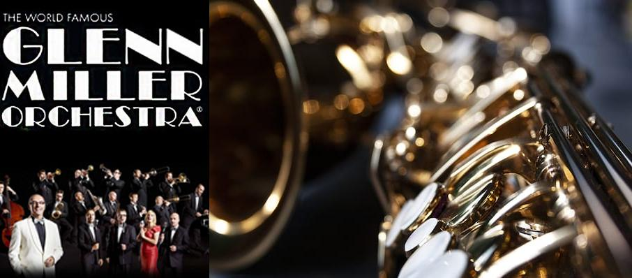 Glenn Miller Orchestra at Benaroya Hall