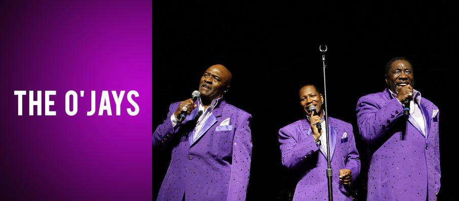 The O'jays at Emerald Queen Casino