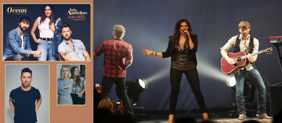 Lady Antebellum at Puyallup Fairgrounds