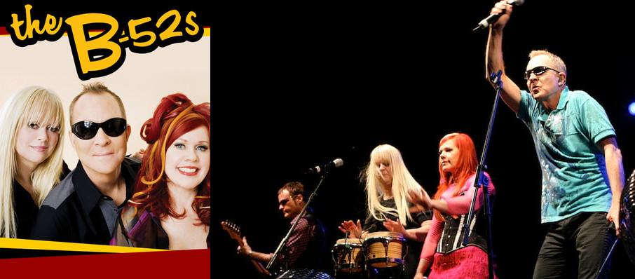 The B-52s at Woodland Park Zoo
