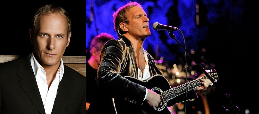 Michael Bolton at Snoqualmie Casino-Ballroom