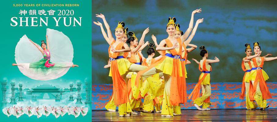 Shen Yun Performing Arts at McCaw Hall