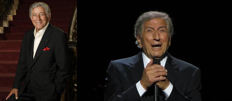 Tony Bennett at Paramount Theatre