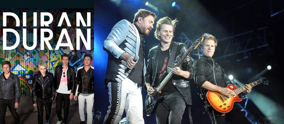 Duran Duran at Comcast Arena at Everett