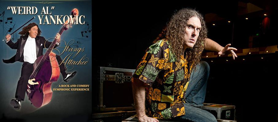 Weird Al Yankovic at Paramount Theatre
