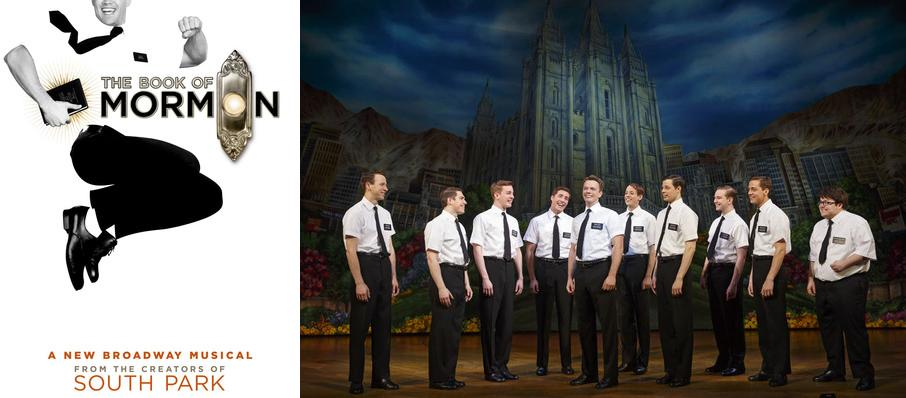 The Book of Mormon at Paramount Theatre