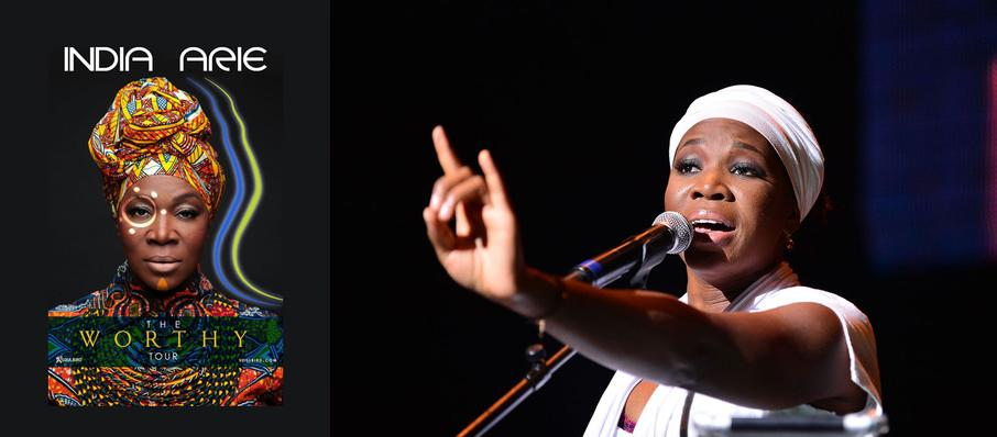 India.Arie at Pantages Theater