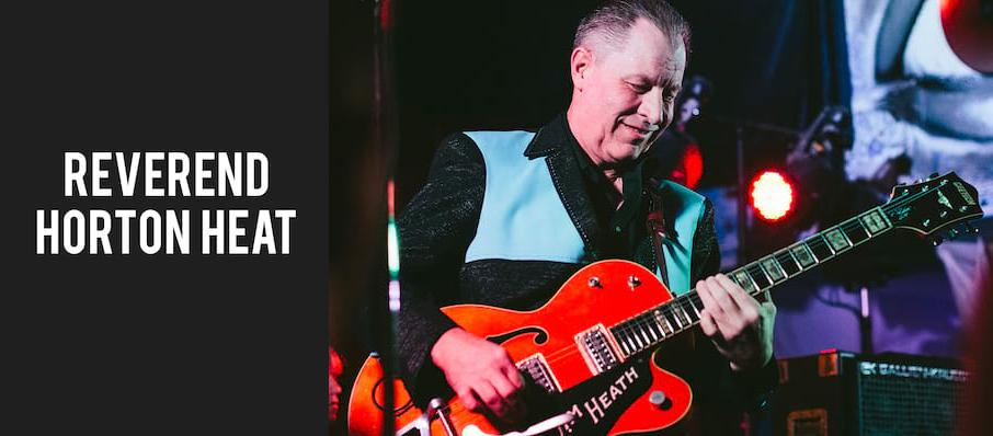 Reverend Horton Heat at Crocodile Cafe