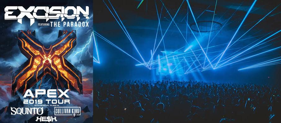 Excision at Tacoma Dome