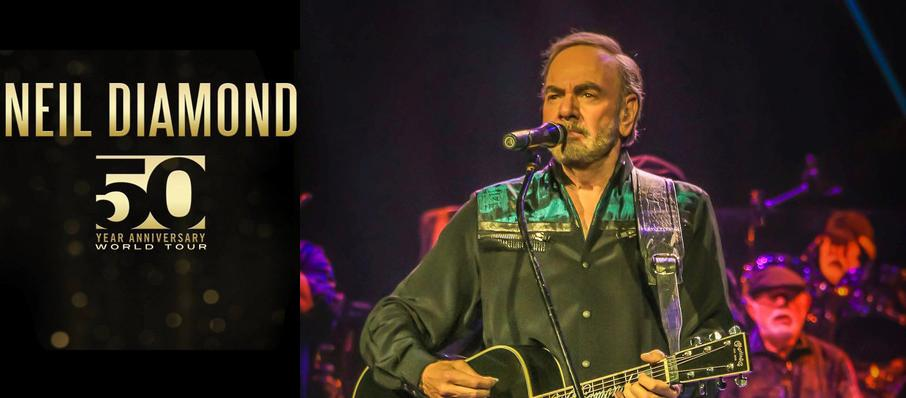 Neil Diamond at Key Arena