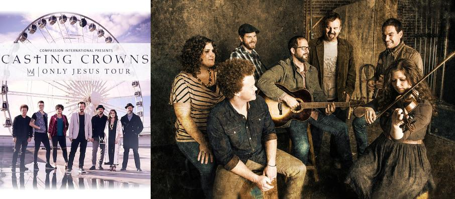 Casting Crowns at Angel of the Winds Arena