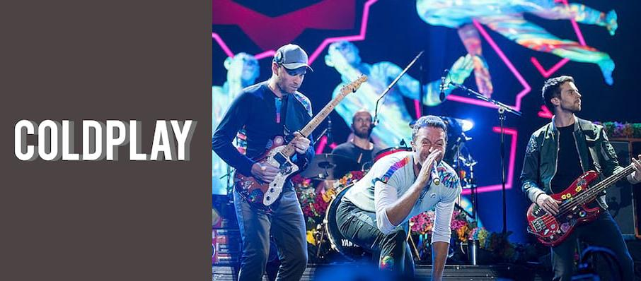 Coldplay at CenturyLink Field