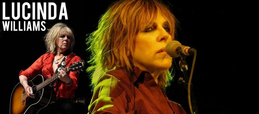 Lucinda Williams at Woodland Park Zoo