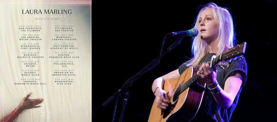 Laura Marling at Showbox Theater