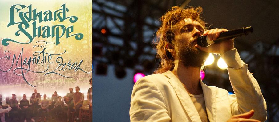 Edward Sharpe and The Magnetic Zeros at Marymoor Amphitheatre
