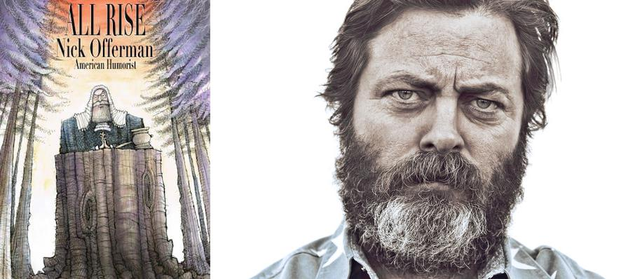 Nick Offerman at Moore Theatre