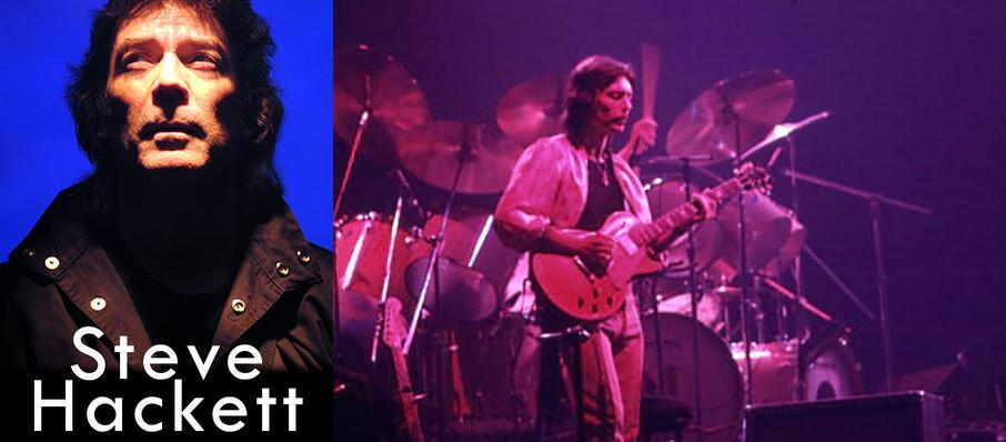 Steve Hackett at Moore Theatre