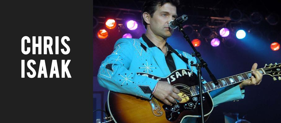 Chris Isaak at Chateau St Michelle