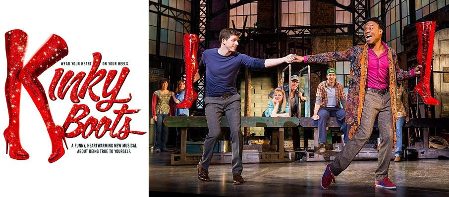 Kinky Boots at Toyota Center