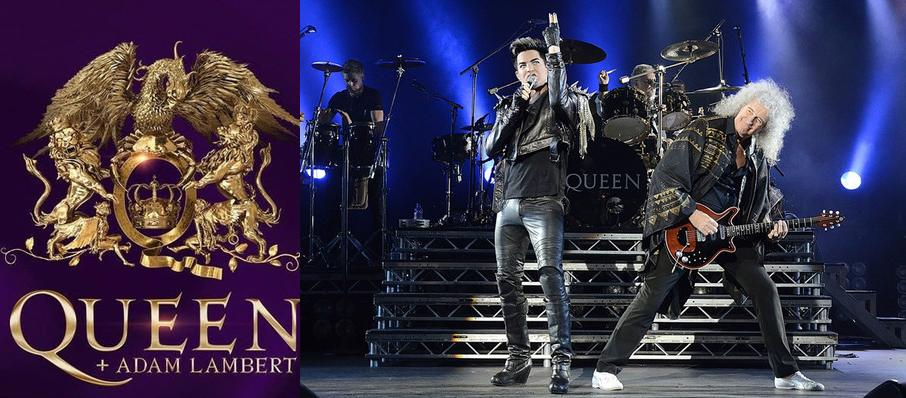 Queen & Adam Lambert at Tacoma Dome
