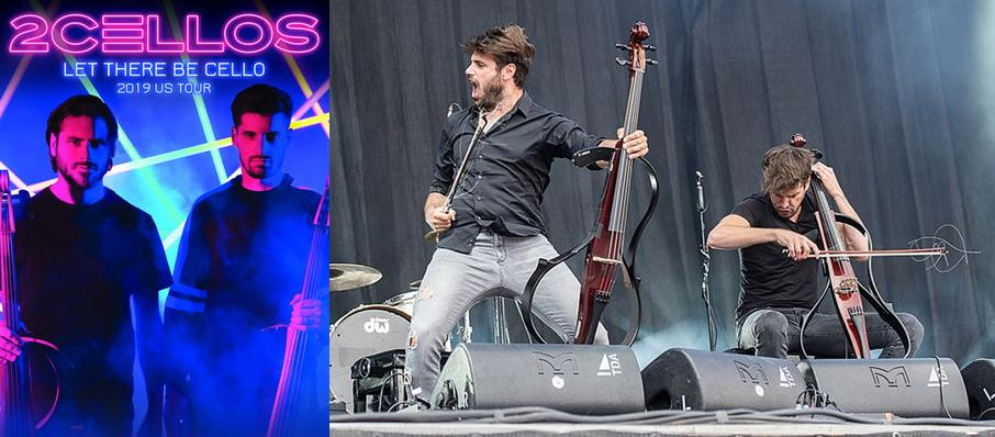2Cellos at Chateau St Michelle