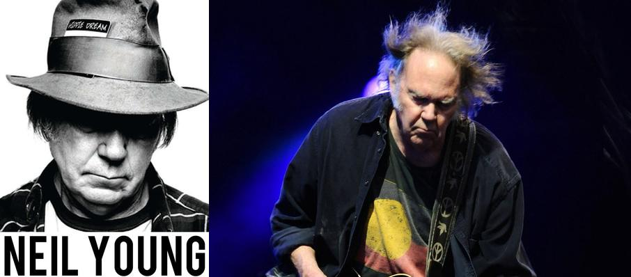 Neil Young at Paramount Theatre