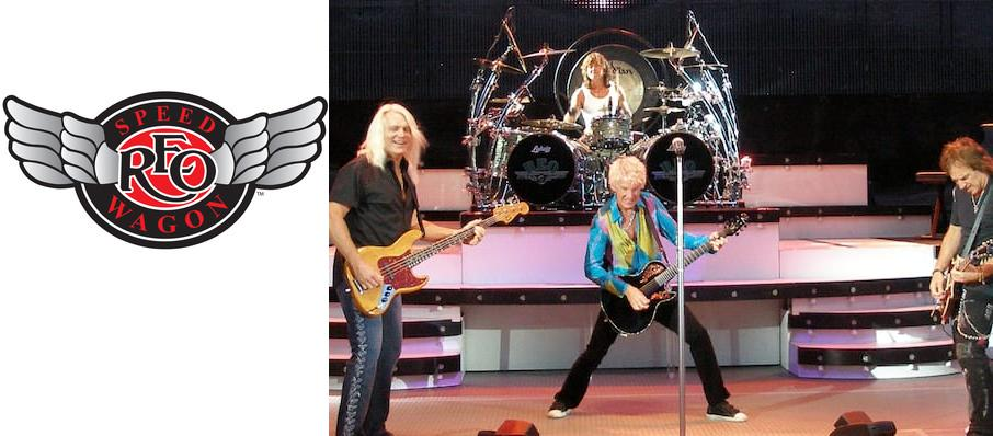 REO Speedwagon at Tulalip Amphitheatre