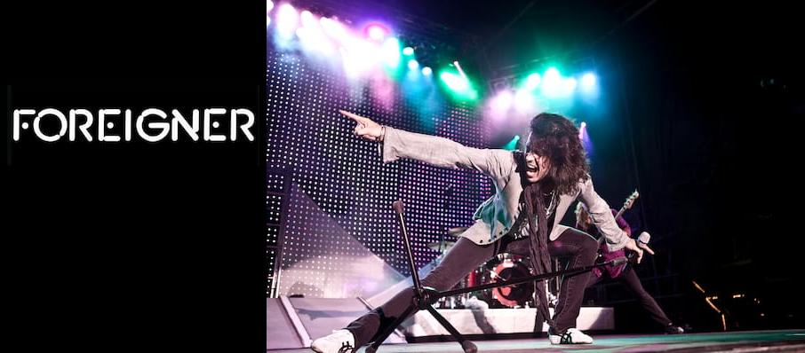 Foreigner at Puyallup Fairgrounds