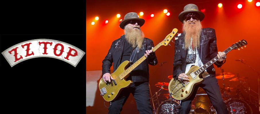 ZZ Top at Chateau St Michelle