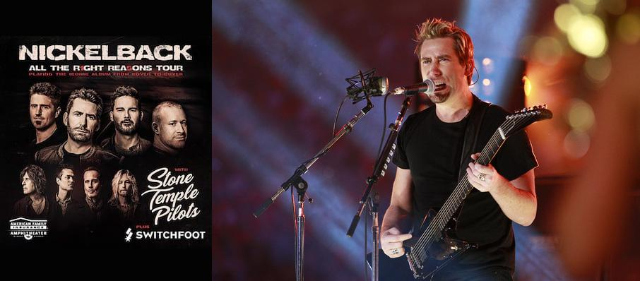Nickelback at Puyallup Fairgrounds