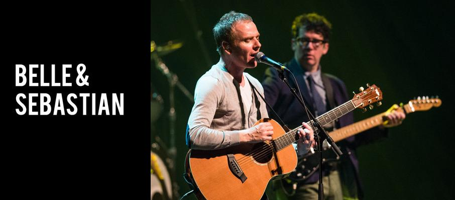 Belle & Sebastian at Paramount Theatre