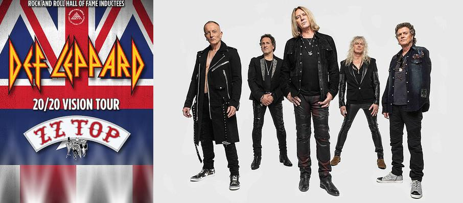 Def Leppard at White River Amphitheatre