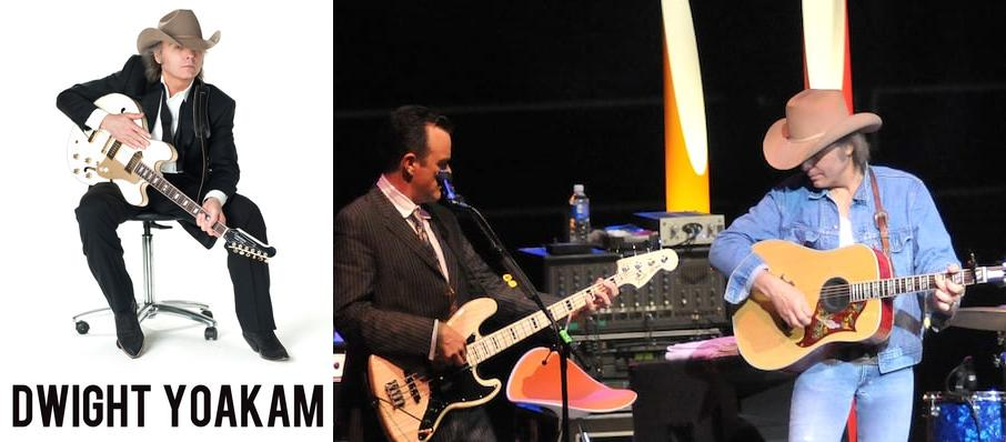 Dwight Yoakam at Moore Theatre