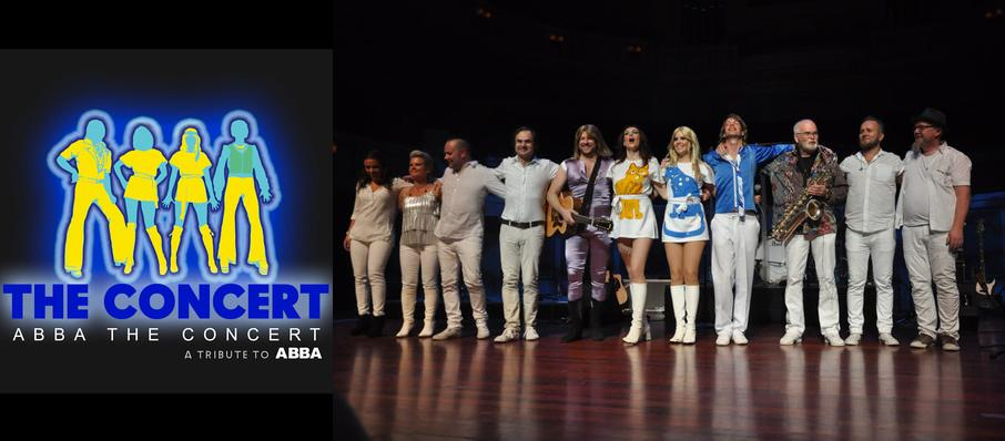 ABBA: The Concert - A Tribute To ABBA at Pantages Theater