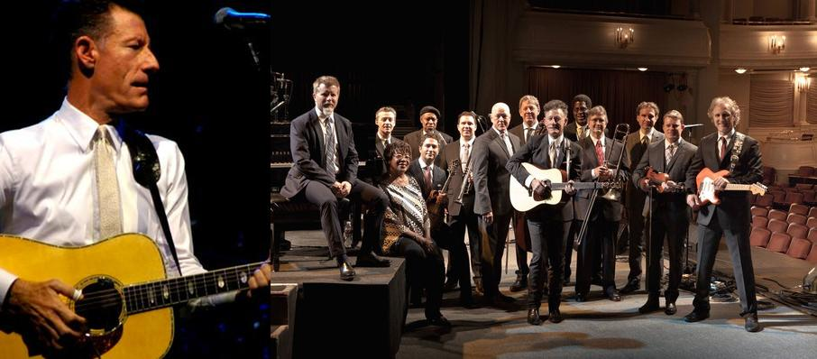 Lyle Lovett & His Large Band at Chateau St Michelle