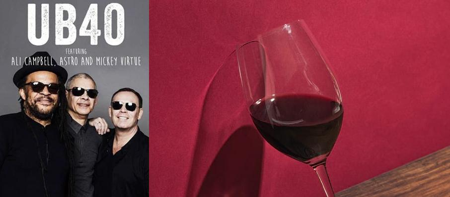 UB40 at Marymoor Amphitheatre