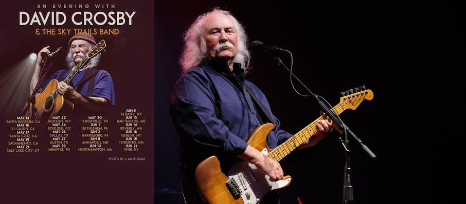 David Crosby at Neptune Theater