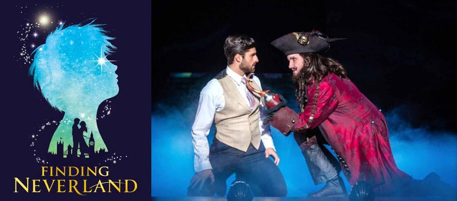 Finding Neverland at Paramount Theatre