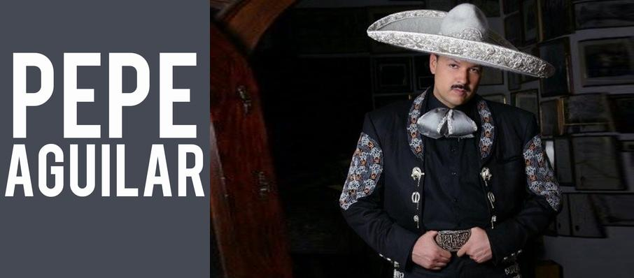 Pepe Aguilar at Tacoma Dome
