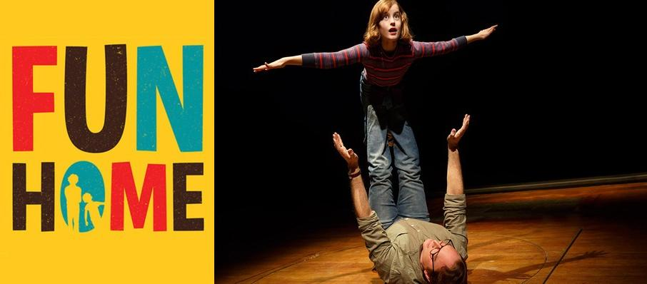 Fun Home at 5th Avenue Theatre